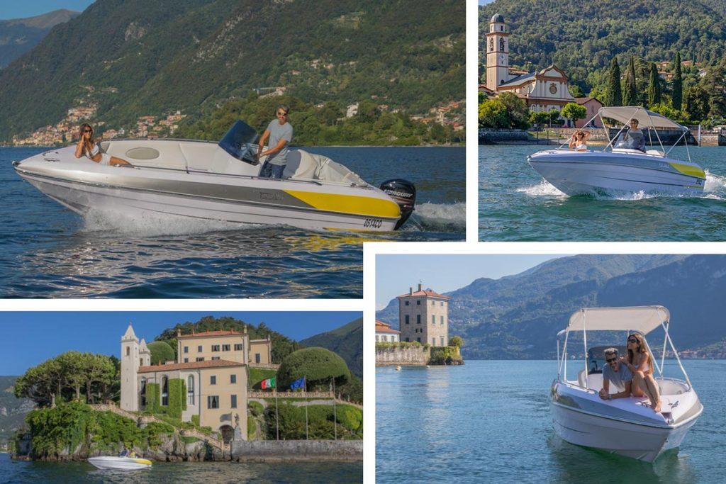 Lake Como rent Boat -  Cadenazzi